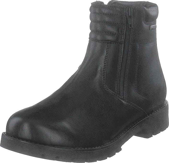 Senator 451-6663  Warmlined Black, Kengät, Bootsit, Chelsea boots, Musta, Miehet, 43