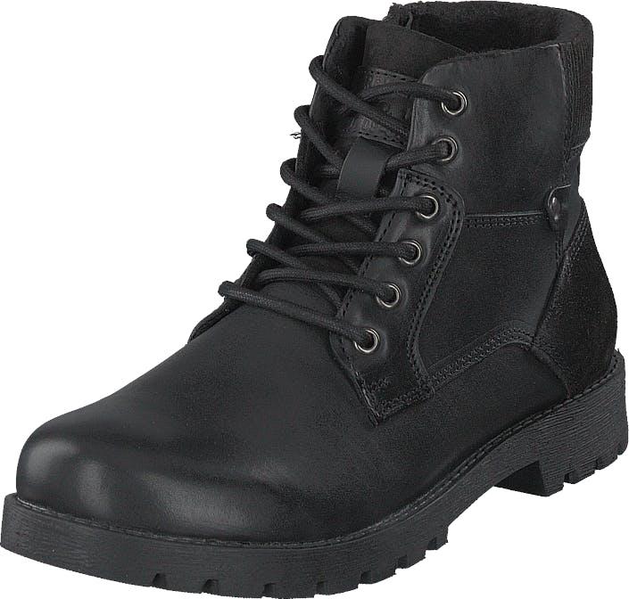 Senator 451-6606 Black, Kengät, Bootsit, Kengät, Musta, Miehet, 42