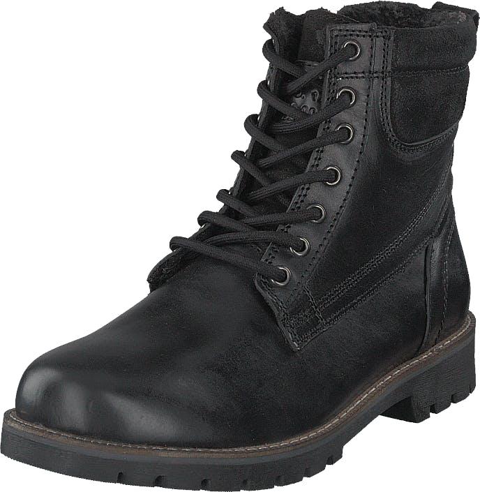 Senator 451-6534 Black, Kengät, Bootsit, Kengät, Musta, Miehet, 43