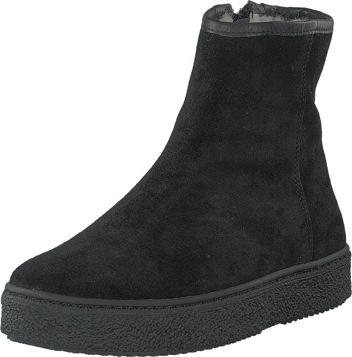 Senator 495-2187 Black, Kengät, Bootsit, Curlingkengät, Musta, Miehet, 45