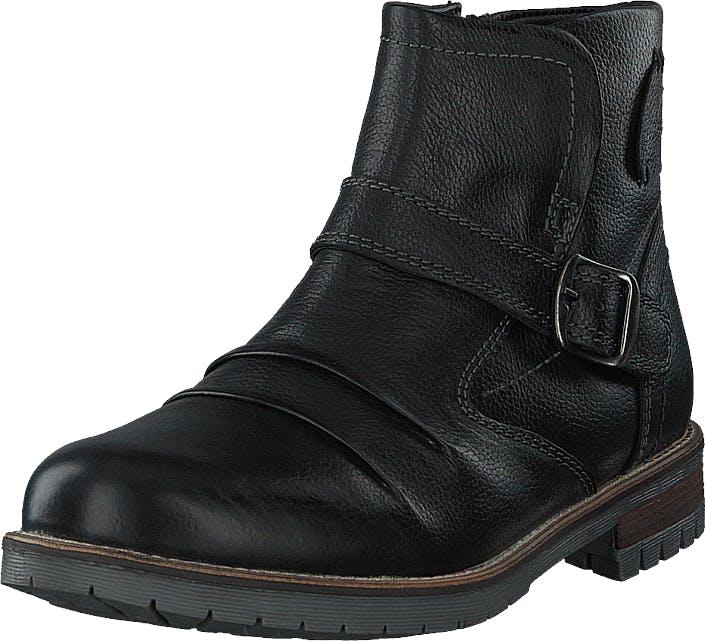 Senator 451-2007 Black, Kengät, Bootsit, Chelsea boots, Musta, Miehet, 46