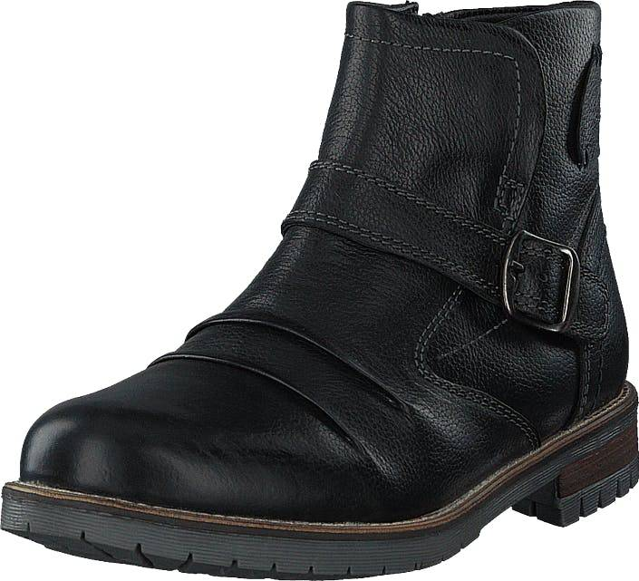 Senator 451-2007 Black, Kengät, Bootsit, Chelsea boots, Musta, Miehet, 42
