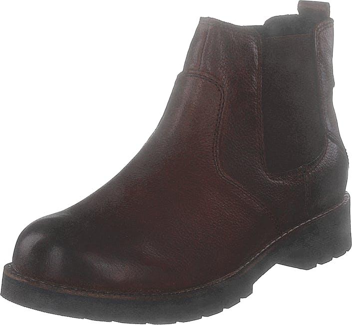 Senator 451-5953 Brown, Kengät, Bootsit, Chelsea boots, Ruskea, Miehet, 42