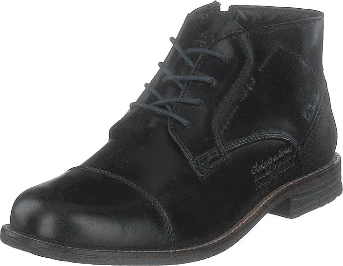 Senator 451-6583 Black, Kengät, Bootsit, Chukka boots, Musta, Miehet, 41