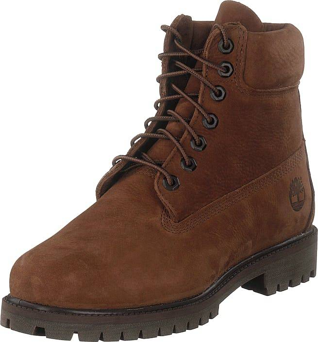 Timberland 6 Inch Prem Rubber Cup Boot Cocoa Brown, Kengät, Bootsit, Kengät, Ruskea, Miehet, 45