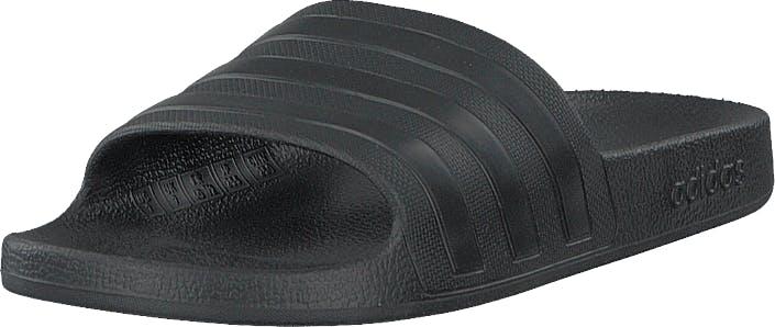 Adidas Sport Performance Adilette Aqua Core Black/core Black/core Bla, Kengät, Sandaalit ja Tohvelit, Sandaalit, Musta, Unisex, 43