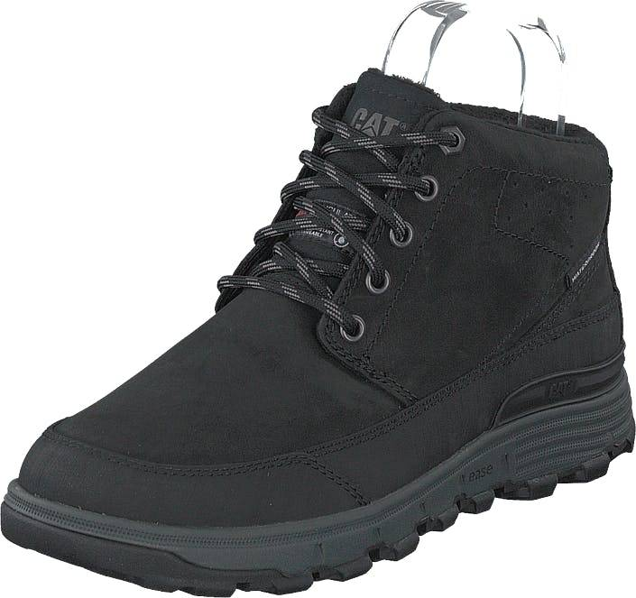 CAT Drover Ice+wp Tx Black, Kengät, Bootsit, Chukka boots, Musta, Miehet, 43