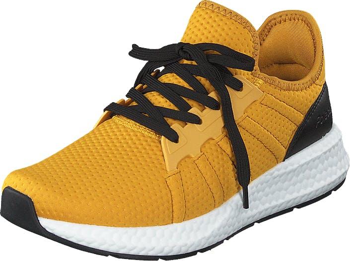 Polecat 441-6267 Yellow, Kengät, Tennarit ja Urheilukengät, Sneakerit, Keltainen, Unisex, 46
