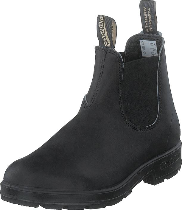 Blundstone 510 Leather Black, Kengät, Bootsit, Chelsea boots, Musta, Unisex, 45