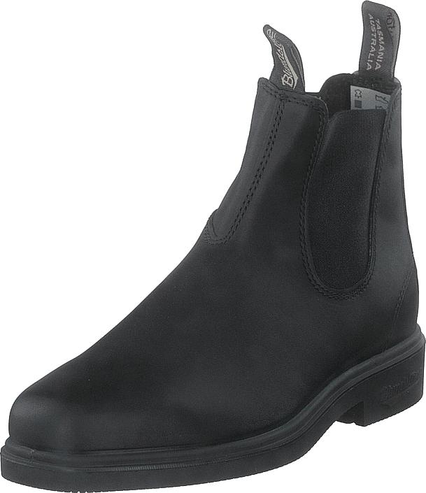 Blundstone 063 Leather Black, Kengät, Bootsit, Chelsea boots, Musta, Unisex, 35