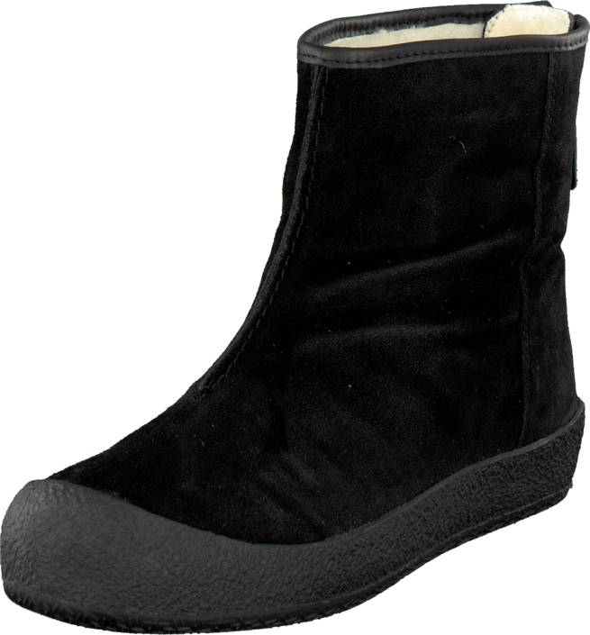 Shepherd Elin Outdoor Black, Kengät, Bootsit, Curlingkengät, Musta, Naiset, 39