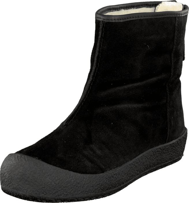 Shepherd Elin Outdoor Black, Kengät, Bootsit, Curlingkengät, Musta, Naiset, 37