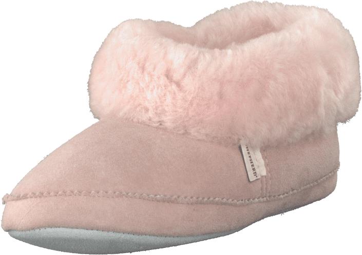 Shepherd Emmy Pink, Kengät, Sandaalit ja tohvelit, Lämminvuoriset tohvelit, Vaaleanpunainen, Naiset, 38