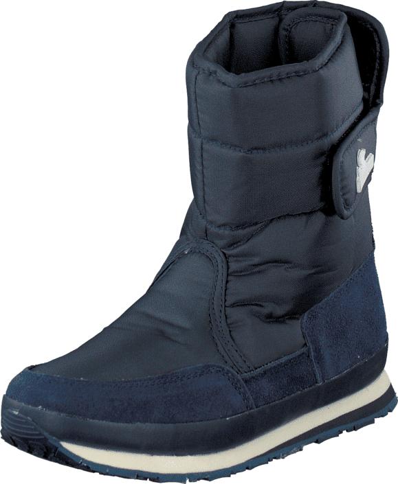 Rubber Duck Classic SnowJoggers Peacaot/Peacoat, Kengät, Bootsit, Lämminvuoriset kengät, Sininen, Unisex, 23