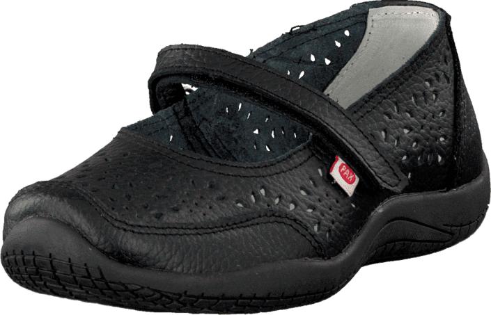 Pax Misa, Kengät, Matalapohjaiset kengät, Maryjane-kengät, Musta, Unisex, 25
