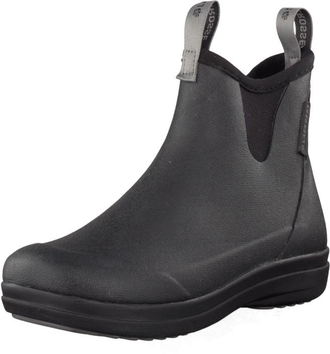 LaCrosse Hampton II Women Black, Kengät, Bootsit, Chelsea boots, Musta, Naiset, 36