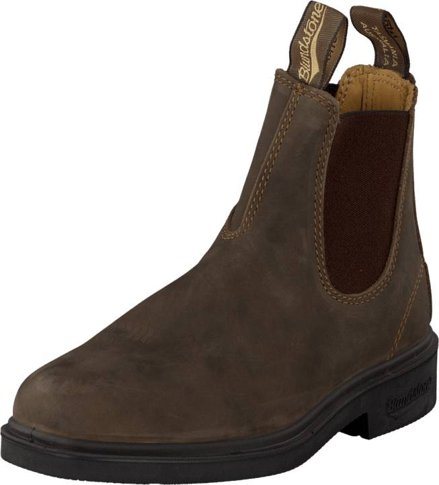 Blundstone 1306 Dress Boot Rustic Brown, Kengät, Bootsit, Chelsea boots, Ruskea, Unisex, 36