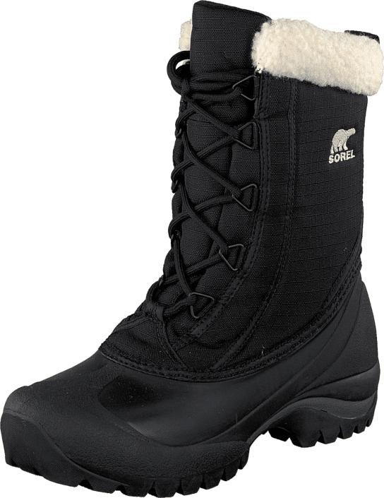 Sorel Cumberland 010 Black, Kengät, Bootsit, Lämminvuoriset kengät, Musta, Naiset, 42