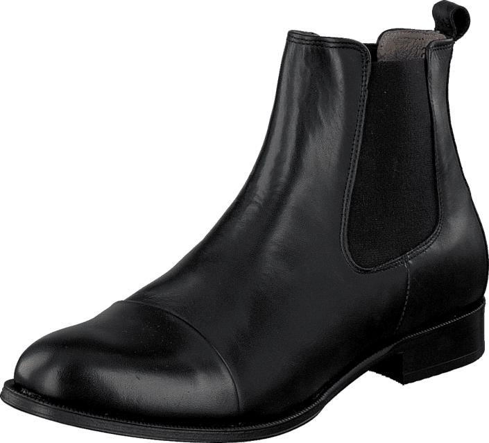 Ten Points Diana 200002 Black, Kengät, Bootsit, Chelsea boots, Musta, Naiset, 36