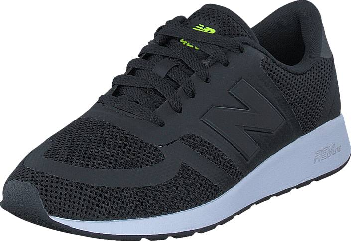 Image of New Balance MRL420BR BLACK (001), Kengät, Sneakerit ja urheilukengät, Sneakerit, Harmaa, Unisex, 36