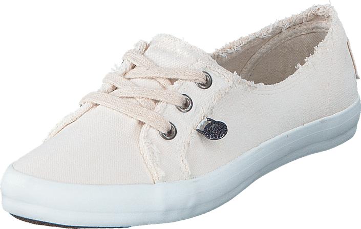 Odd Molly Why Knot Ballerina Sneakers Shell, Kengät, Matalapohjaiset kengät, Kangaskengät, Harmaa, Naiset, 36