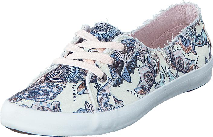 Odd Molly Low Altitude Sneakers Multi, Kengät, Matalapohjaiset kengät, Kangaskengät, Sininen, Harmaa, Kuvioitu, Naiset, 36
