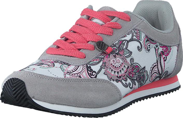Odd Molly Running Free City Trainer Light Chalk, Kengät, Matalapohjaiset kengät, Kävelykengät, Violetti, Naiset, 36