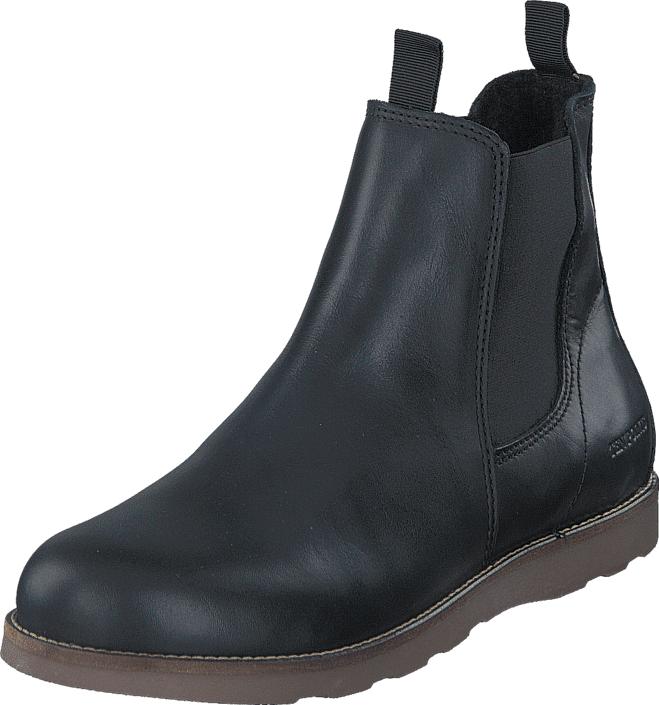 Image of Ten Points New Carol 384001 Black, Kengät, Bootsit, Chelsea boots, Musta, Naiset, 36