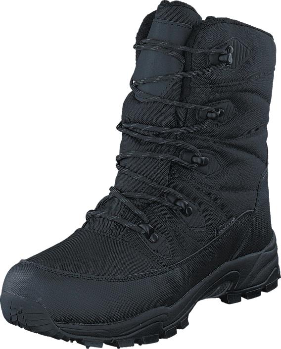 Polecat 430-0199 Waterproof Warm Lined Black ICE-Tech Studs, Kengät, Bootsit, Lämminvuoriset kengät, Musta, Unisex, 46