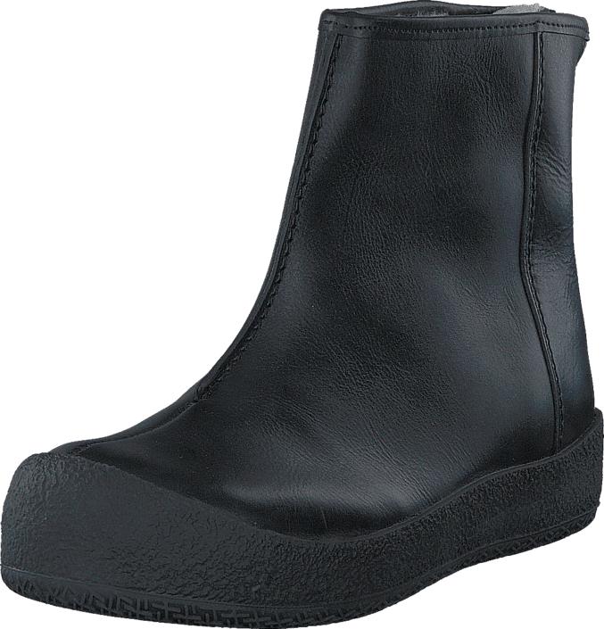 Shepherd Elin Outdoor Moro Black Leather, Kengät, Bootsit, Curlingkengät, Musta, Naiset, 39