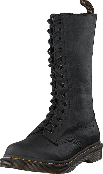 Dr Martens 1B99 Black Black, Kengät, Bootsit, Kengät, Harmaa, Naiset, 36