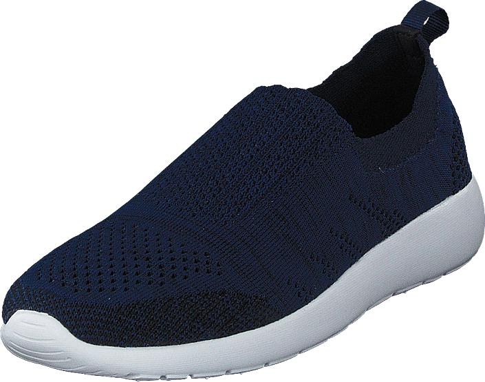 Polecat 420-0158 Navy Blue, Kengät, Matalapohjaiset kengät, Slip on, Sininen, Naiset, 39