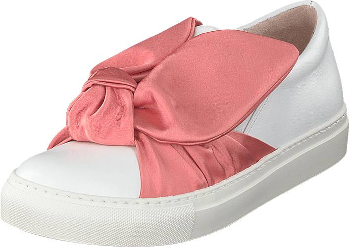 Image of Minna Parikka Luella Coral-white, Kengät, Matalapohjaiset kengät, Slip on, Vaaleanpunainen, Naiset, 36