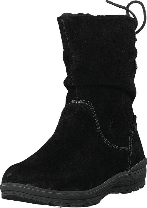 Wildflower Kyrene Black, Kengät, Bootsit, Korkeavartiset bootsit, Musta, Naiset, 38