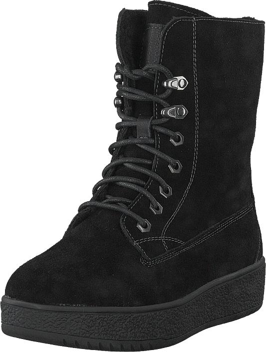 Wildflower Cabeza Black, Kengät, Bootsit, Lämminvuoriset kengät, Musta, Naiset, 41