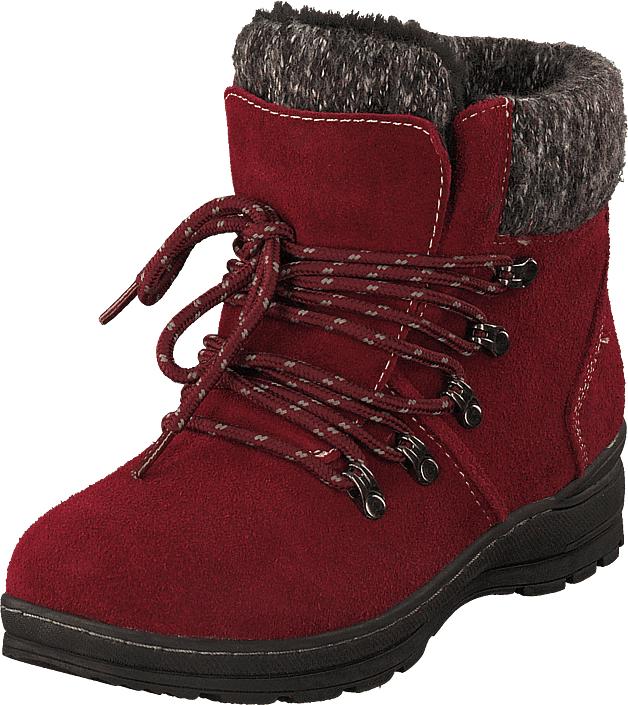 Wildflower Kari Red, Kengät, Bootsit, Kengät, Punainen, Naiset, 37