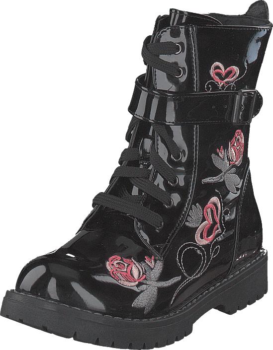 Wildflower Lid Black, Kengät, Bootsit, Lämminvuoriset kengät, Musta, Unisex, 26
