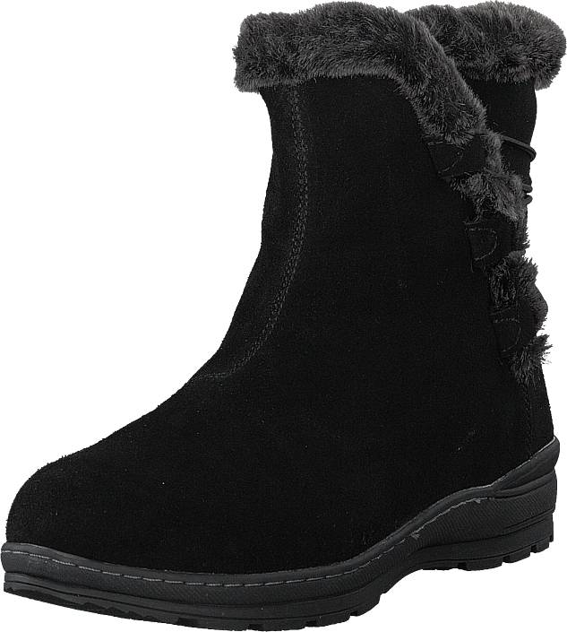 Wildflower Arroya Black, Kengät, Bootsit, Korkeavartiset bootsit, Musta, Naiset, 36