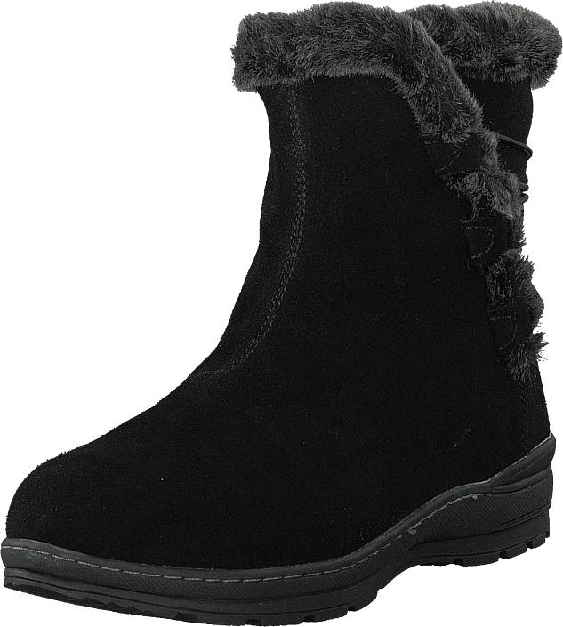 Wildflower Arroya Black, Kengät, Bootsit, Korkeavartiset bootsit, Musta, Naiset, 41
