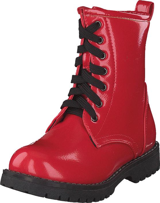 Wildflower Halona Red, Kengät, Bootsit, Korkeavartiset bootsit, Punainen, Unisex, 28