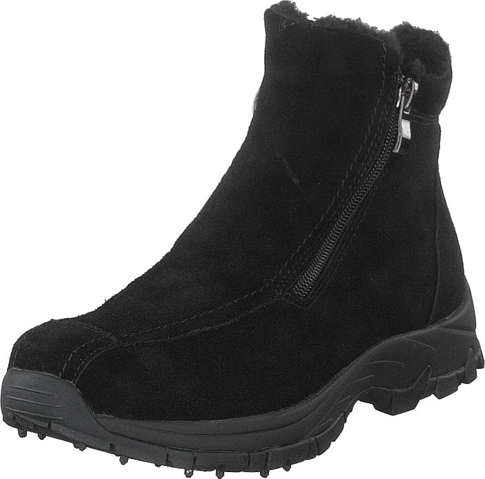 Eskimo Mango Spike Dubb Black, Kengät, Bootsit, Lämminvuoriset kengät, Musta, Naiset, 36