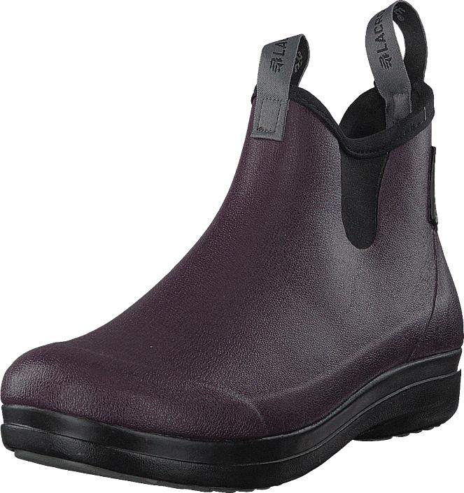 LaCrosse Hampton Ii Eggplant, Kengät, Bootsit, Chelsea boots, Violetti, Naiset, 41