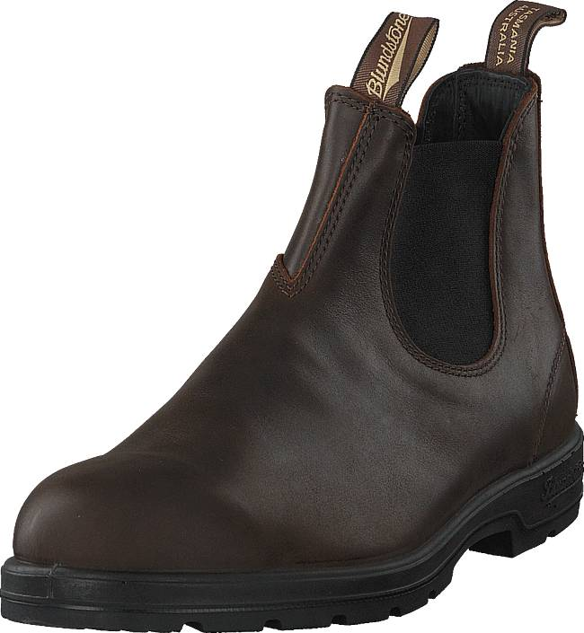 Blundstone 1609 Anitque Brown, Kengät, Bootsit, Chelsea boots, Ruskea, Unisex, 36