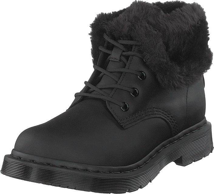 Dr Martens 1460 Kolbert Black, Kengät, Bootsit, Kengät, Musta, Naiset, 38