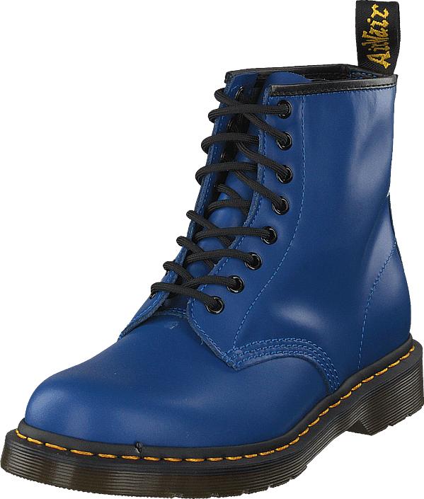 Dr Martens 1460 Blue, Kengät, Bootsit, Kengät, Sininen, Naiset, 39