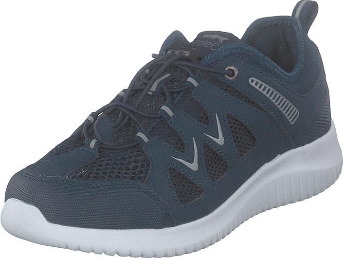 Polecat 435-0118 Comfort Sock Navy Blue, Kengät, Sneakerit ja urheilukengät, Urheilukengät, Sininen, Unisex, 36