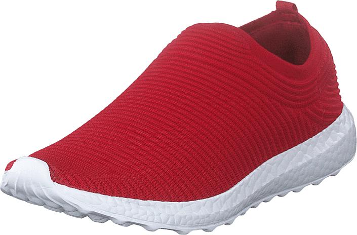 Polecat 429-6831 Red, Kengät, Sneakerit ja urheilukengät, Sneakerit, Punainen, Naiset, 39