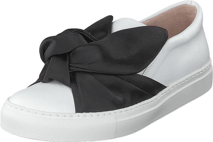 Image of Minna Parikka Luella Black-white, Kengät, Matalapohjaiset kengät, Slip on, Ruskea, Naiset, 36
