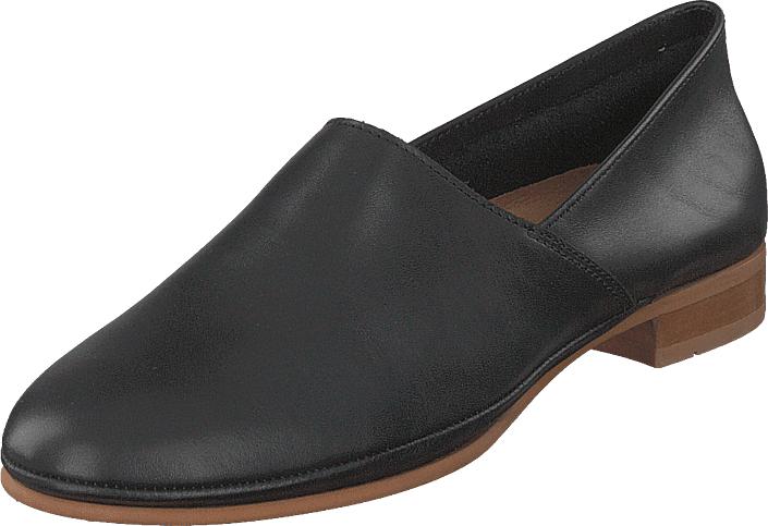 Image of Ten Points New Toulouse Black, Kengät, Matalapohjaiset kengät, Ballerinat, Harmaa, Naiset, 38