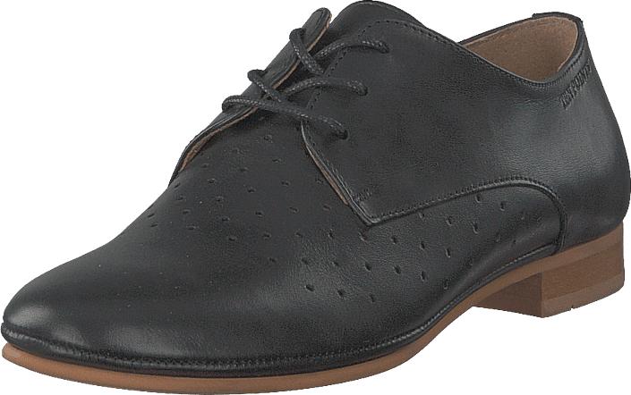 Image of Ten Points New Toulouse Black, Kengät, Matalapohjaiset kengät, Juhlakengät, Harmaa, Naiset, 38